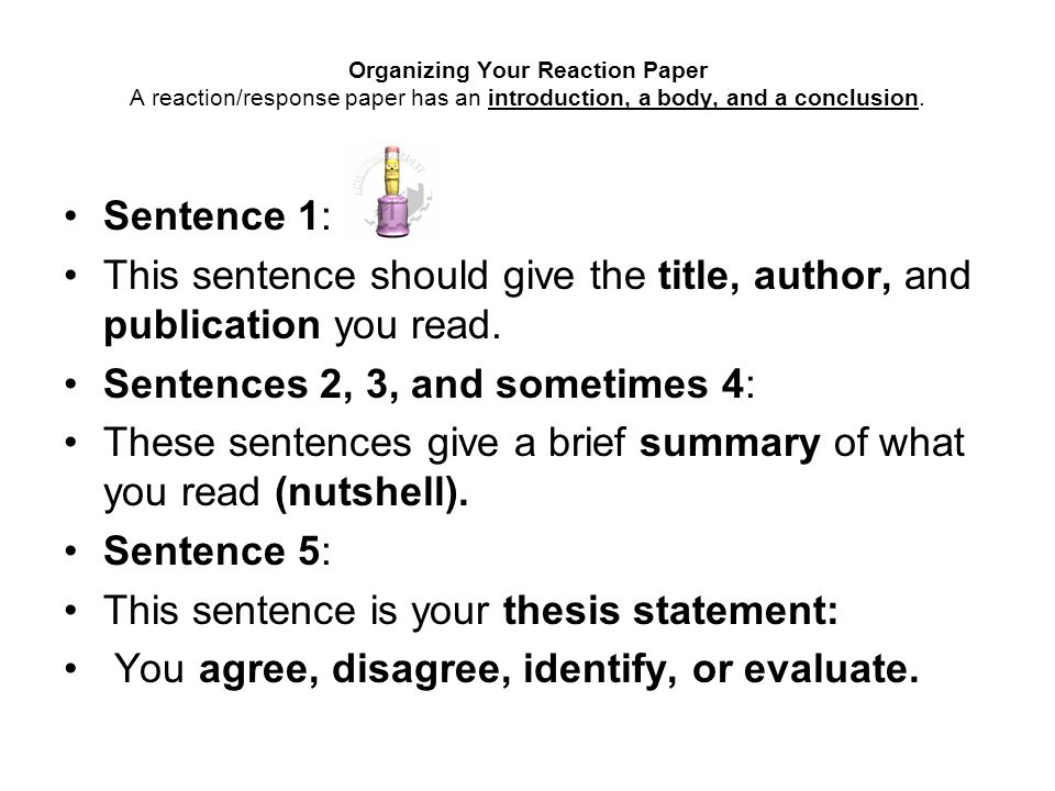 how to write a response paper  u2013 paperstime response paper
